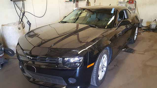 toyota camaro windshield replacement